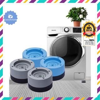 Combo 4 chân đế kê máy giặt chống rung chống ồn hàng loại 1 - Luxy Houseware thumbnail