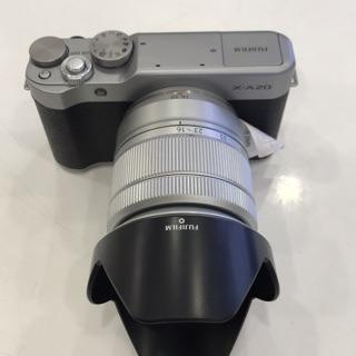 Máy ảnh Fujifilm X-A20+kit 16-50 used màu nâu hàng xách tay đẹp