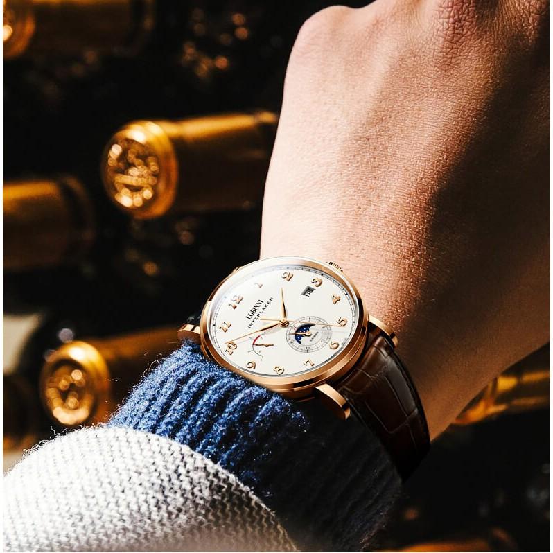 Đồng hồ nam Lobinni No.6009-1
