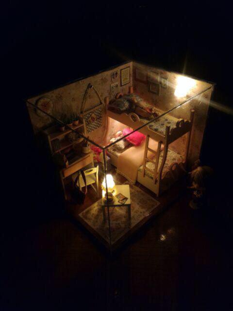 Mô hình nhà gỗ DIY | DIY HOUSE | 花样年华 | Mood for Love