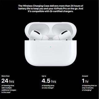 Hình ảnh Tai Nghe Apple AirPods Pro True Wireless (VN/A) - Hàng Chính Hãng-3