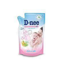 Nước rửa bình sữa Dnee chính hãng có tem Đại Thịnh - Túi 600ml