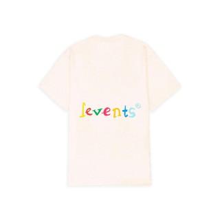 Hình ảnh Áo thun LEVENTS Loveyou300k Special/ Cream-1