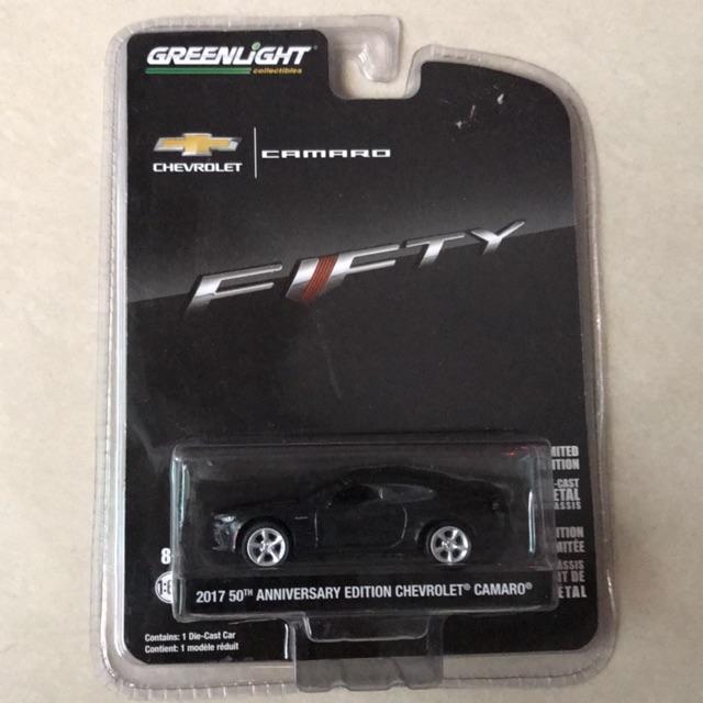 Xe mô hình Greenlight Camaro, tỉ lệ 1:64