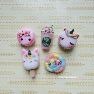 Mô hình handmade đồ ăn miniature đất sét nhật