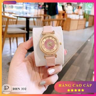 [Mã FASHIONRNK giảm 10K đơn 50K] Đồng hồ nữ VS - 4 màu luxury - Có hộp bảo hành - DHN332 - ht.store6666 thumbnail