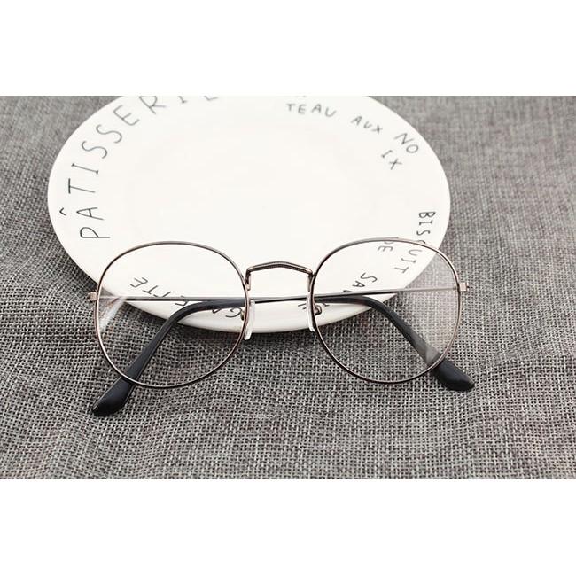Nhập WAFAT802 giảm 10% tối đa 20K_ Kính teen sỉ đủ màu kính hot kính ngố kính mắt mèo vintage kính giả cận