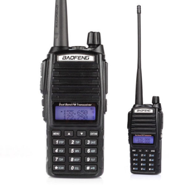 BaoFeng UV-82C Dual-Band 136-174/400-520 MHz FM Ham Two-Way Radio Transceiver HT with Battery - 22094657 , 5906355133 , 322_5906355133 , 851000 , BaoFeng-UV-82C-Dual-Band-136-174-400-520-MHz-FM-Ham-Two-Way-Radio-Transceiver-HT-with-Battery-322_5906355133 , shopee.vn , BaoFeng UV-82C Dual-Band 136-174/400-520 MHz FM Ham Two-Way Radio Transceiver