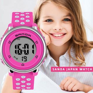 Đồng hồ Trẻ em SANDA JAPAN, Thương hiệu Cao Cấp Của Nhật, Chống Nước Tốt 2