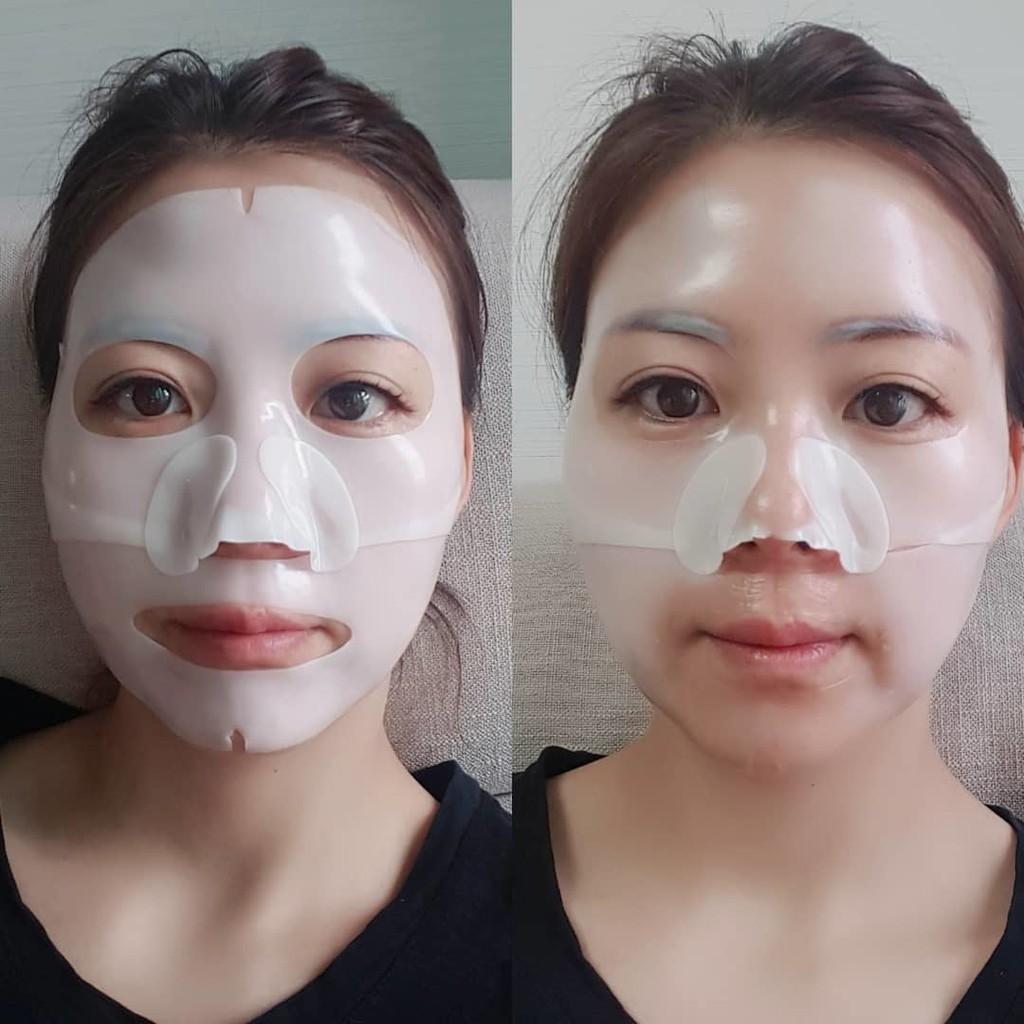 Mặt Nạ Dưỡng Trắng, Chống Lão Hóa Derm All Matrix Facial Dermal-Care Mask  35g, Giá tháng 3/2021