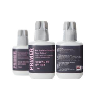 Primer for eyelash extension GLUE PRIMER 15ml from Korea thumbnail