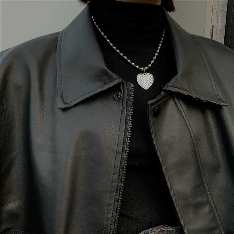 Dây chuyền mặt hình trái tim thời trang dành cho nữ