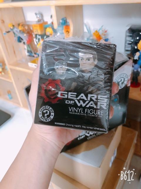 Mô hình tĩnh Set Funko Gears of War Mystery Minis