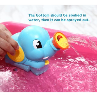 Water Squirt Toy, Elephant Bath Shower Spray Water Pump Toy