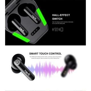 Tai nghe Bluetooth Havit TW938- Gaming, độ trễ thấp nhất, dành riêng cho game thủ thumbnail