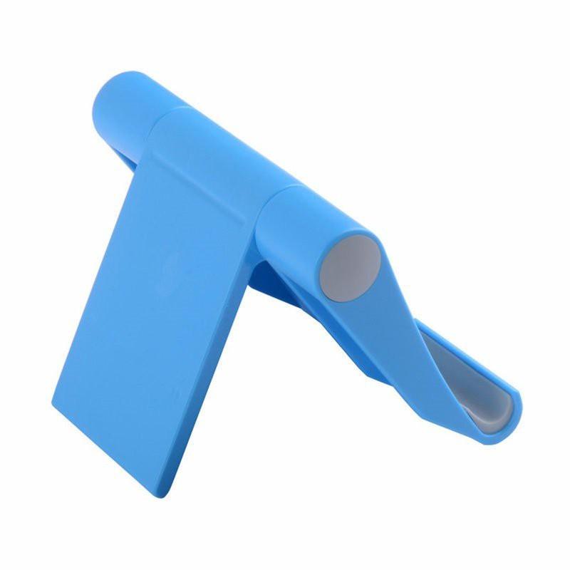 Giá đỡ điện thoại máy tính bảng Hola Universal Stents - xanh dương