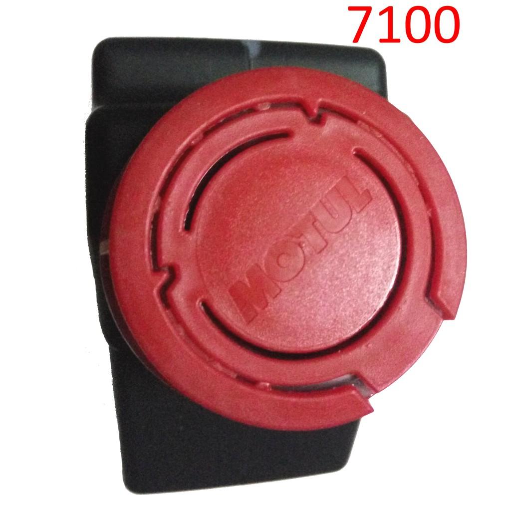 Nhớt Motul 7100 10W50, H-TECH 100 10W40 xe số tổng hợp toàn phần