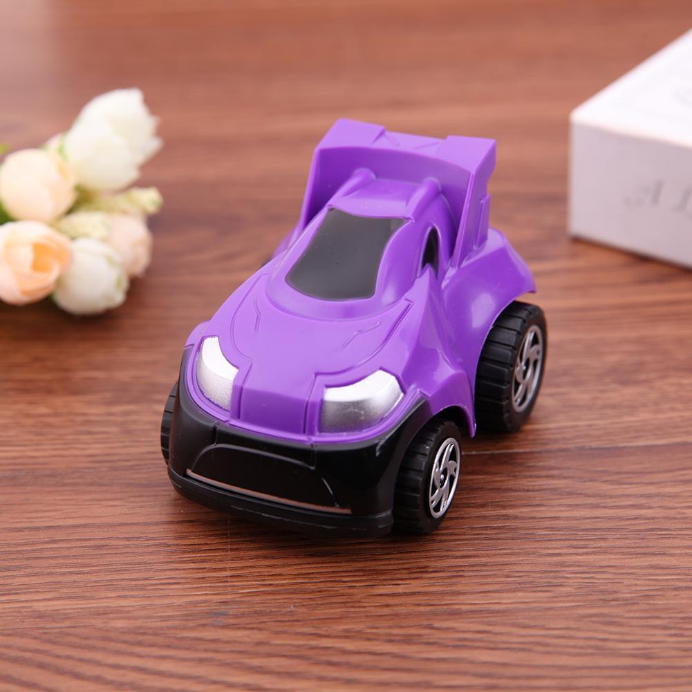 [CARE] 360° Rotate Stunts Inertia Toy Car Puzzle Gyro Vehicle Model Children Gift