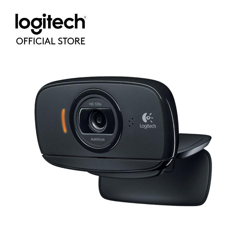 Sản phẩm Webcam HD Logitech C525 (Đen) - Hãng Phân phối chính thức