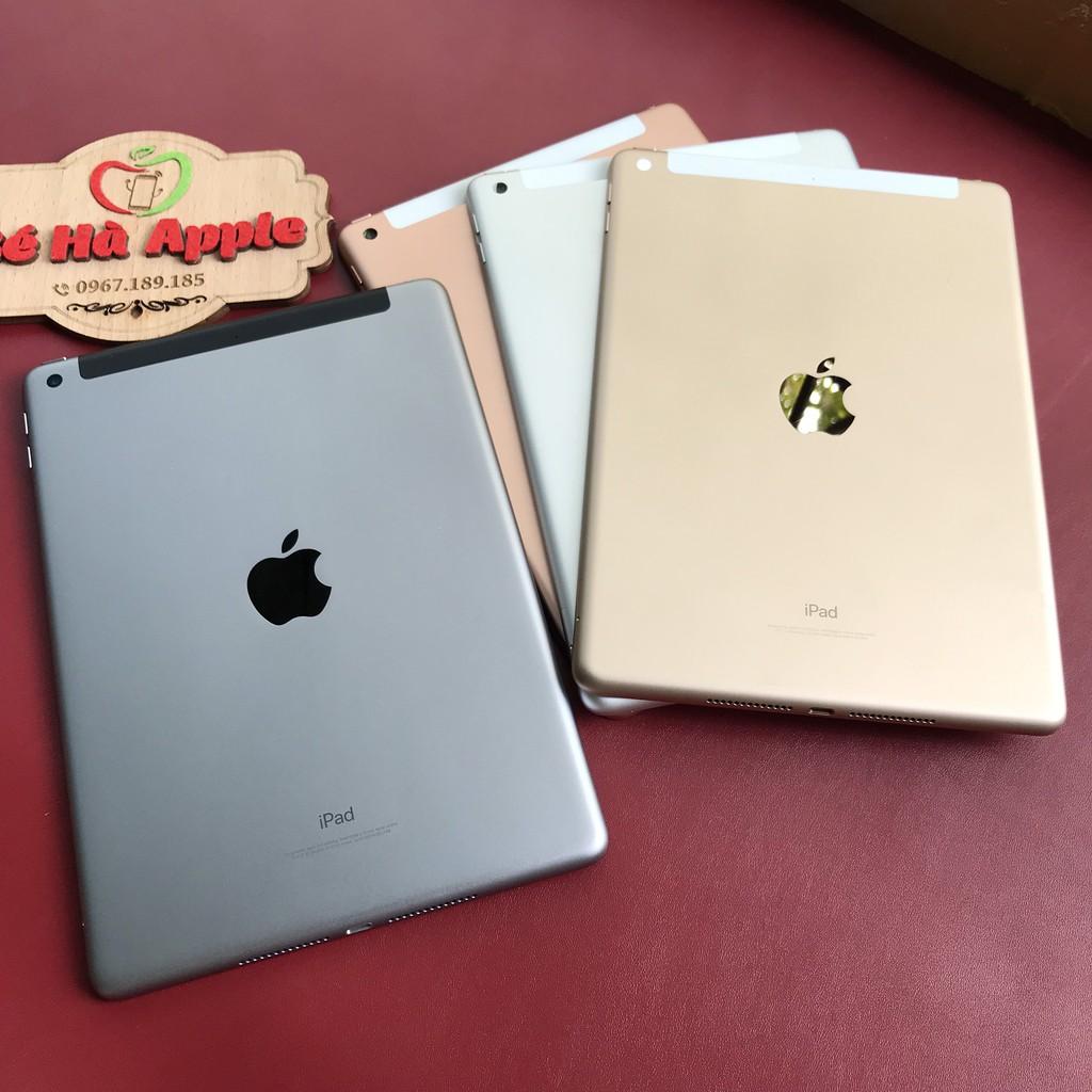 Máy Tính Bảng iPad 2018 Gen 6 (4G + Wifi) 32Gb Chính Hãng - Zin Đẹp Như Mới - Ram 2Gb/Chip A10X | SaleOff247