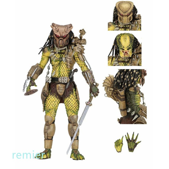 Toy NECA Predator 2 – 7in Scale Action Figure Ultimate Elder The Golden Angel
