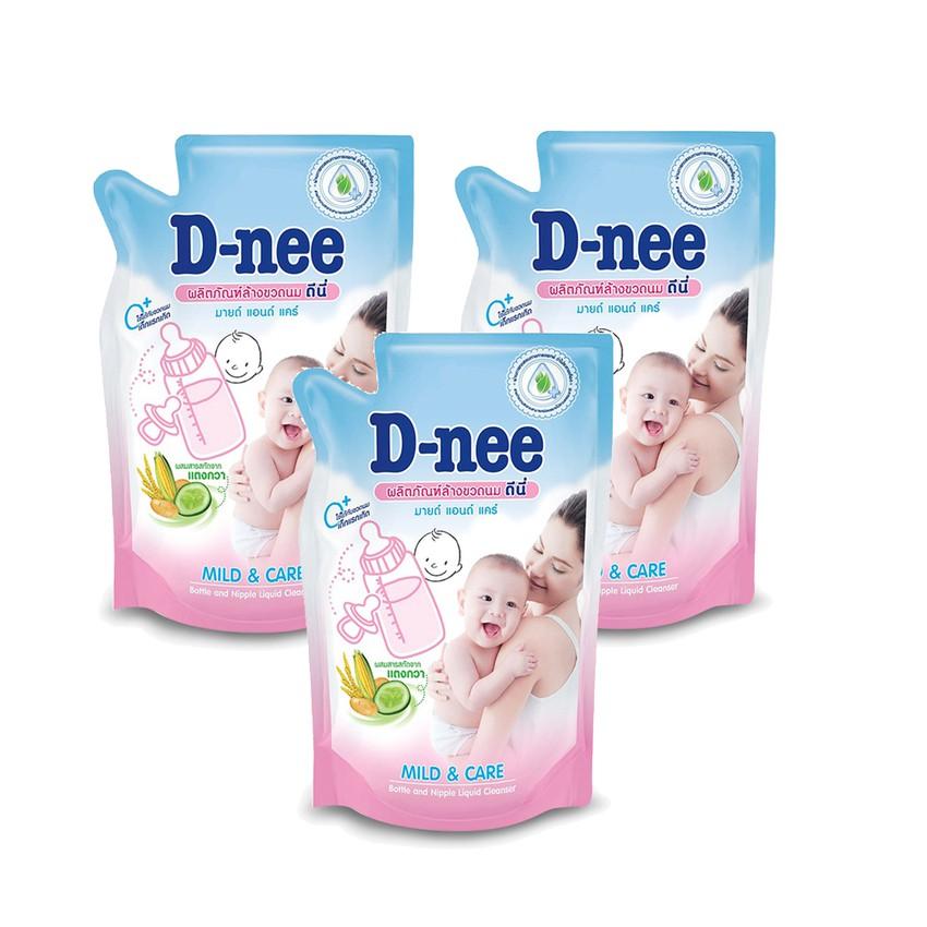 Combo 3 gói Nước rửa bình sữa và rau quả Dnee 600ml Thái Lan - 3106154 , 725915053 , 322_725915053 , 150000 , Combo-3-goi-Nuoc-rua-binh-sua-va-rau-qua-Dnee-600ml-Thai-Lan-322_725915053 , shopee.vn , Combo 3 gói Nước rửa bình sữa và rau quả Dnee 600ml Thái Lan