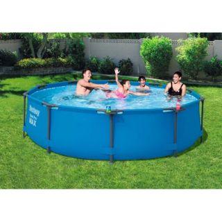 Bể Bơi Tròn Khung kim loại cao cấp