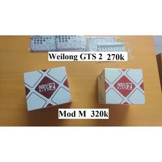 [Nhập TOYMAR giảm 10%] Rubik 3x3x3 Weilong GTS v2 M