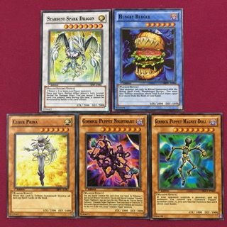 """Thẻ bài yugioh TRUNG QUỐC ! Rồng thần """"Stardust Spark Dragon"""""""