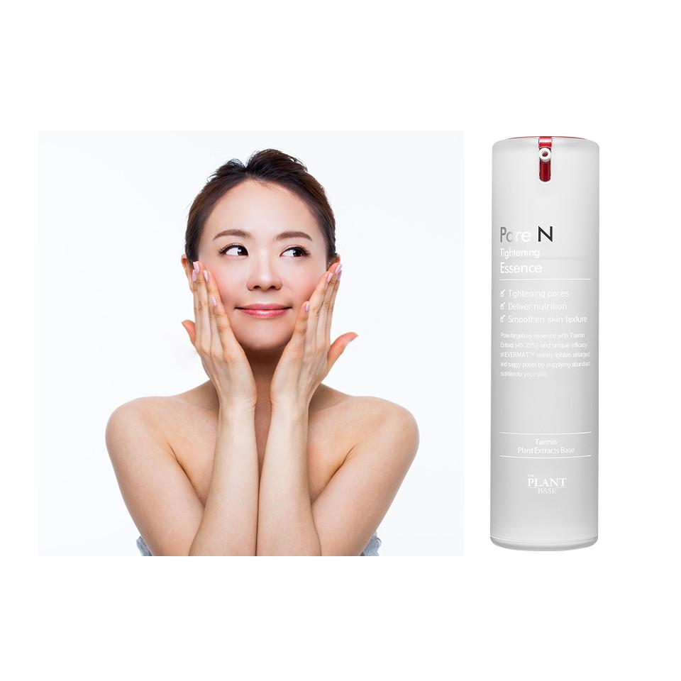 Tinh chất se khít lỗ chân lông The Plant Base Pore N Tightening Essence 30ml  | Shopee Việt Nam