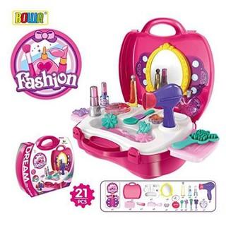 Vali trang điểm cho bé gái an toàn mà siêu xinh 0962635288 shopdientue992