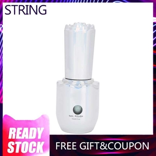 String 15ml Semi Permanent UV LED Gel Polish Shine Gray Soak Off Nail Vernis (C – 118)