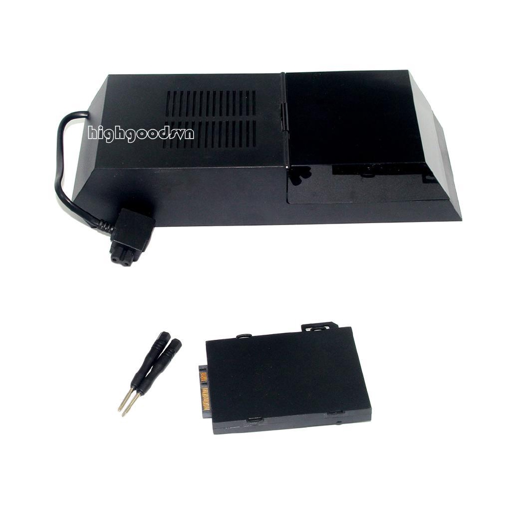 hi External Hard Drive Enclosure Case For PS4 Data Expansion Adapter Connector Giá chỉ 294.821₫