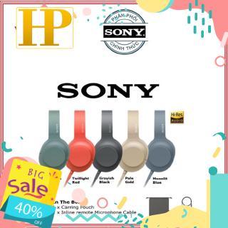 Tai nghe Over-ear Hi-res Sony MDR-H600A - Hàng Chính Hãng