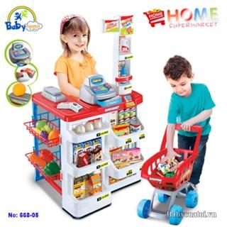 Quầy siêu thị supermarket 668-05
