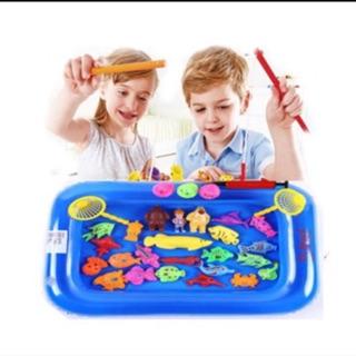 Bộ đồ chơi đánh bắt hải sản dành cho bé