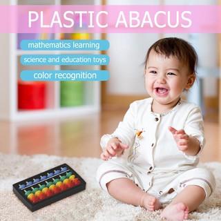 Bàn tính Abacus bằng nhựa cho bé phát triển IQ