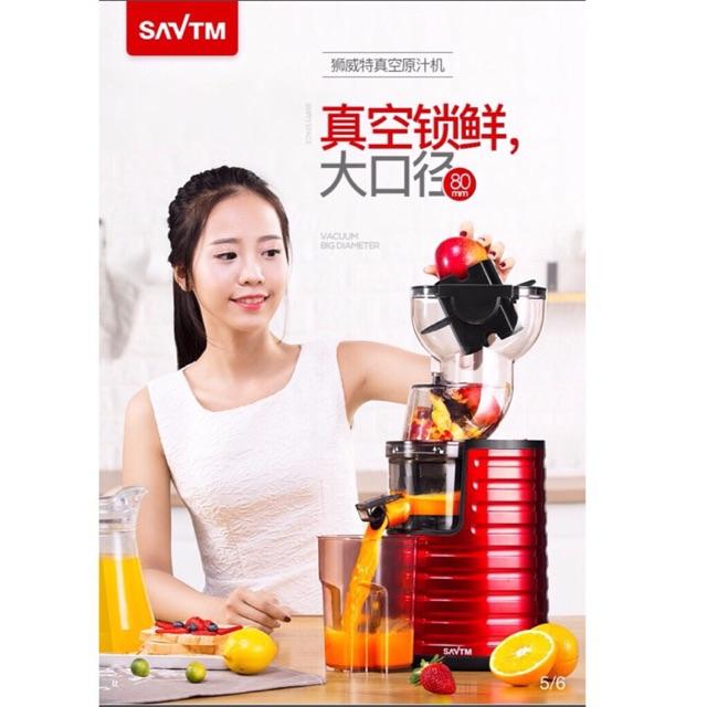 Máy ép hoa quả SAVTM JE-31 (LOẠ