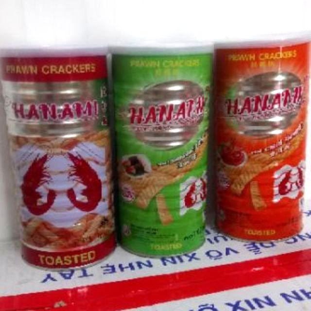 Bánh Snack Tôm Hanami Thái Lan Lon 110g - 9961177 , 750180972 , 322_750180972 , 39000 , Banh-Snack-Tom-Hanami-Thai-Lan-Lon-110g-322_750180972 , shopee.vn , Bánh Snack Tôm Hanami Thái Lan Lon 110g