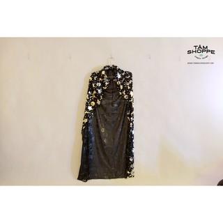 Áo choàng phù thủy số 02