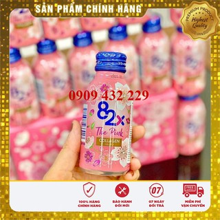 The Pink Collagen 82X Mới thumbnail