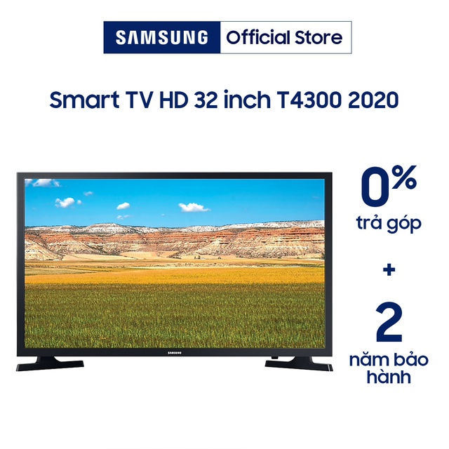 Smart Tivi LED SAMSUNG 32 Inch UA32T4300