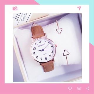 Đồng hồ nam nữ Candycat thời trang thông minh cực đẹp DH38
