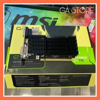 Card Màn Hình Zotac GT710 2GB D3 - Mới - Chính Hãng Starfish - Bảo hành 36 Tháng thumbnail