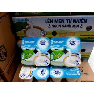 💥Freeship💥 01 Thùng Sữa chua ăn Cô Gái Hà Lan 48 hủ x 100ml (date xa)