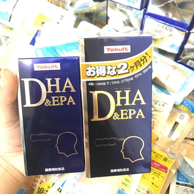 Viên uống giúp bổ não DHA & EPA Yakult - 3344344 , 1118886982 , 322_1118886982 , 550000 , Vien-uong-giup-bo-nao-DHA-EPA-Yakult-322_1118886982 , shopee.vn , Viên uống giúp bổ não DHA & EPA Yakult
