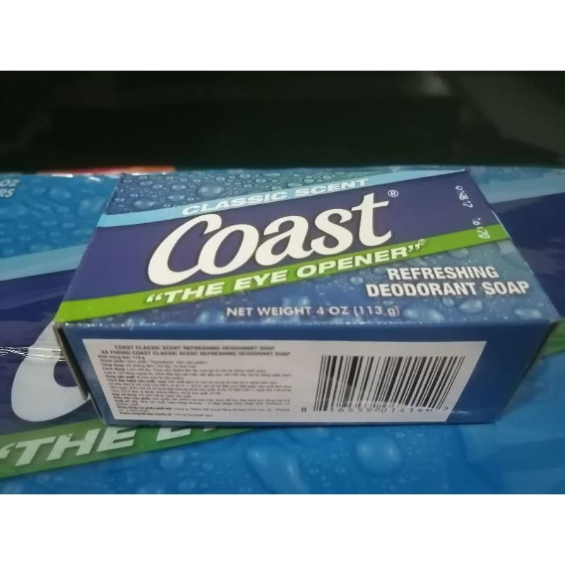 Xà phòng Coast nhập Mỹ 113g