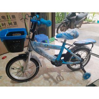 Xe đạp cho bé size 12 va 14