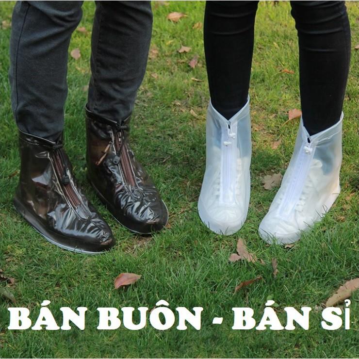Combo 10 Đôi Ủng đi mưa/Giày đi mưa chống trượt - Siêu bền - Đủ Size