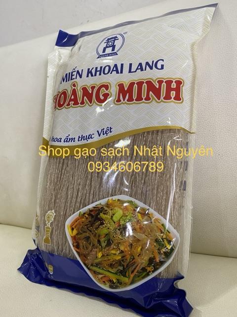 Miến Khoai Lang Hoàng Minh (Miến Sạch Tốt Cho Sức Khoẻ)